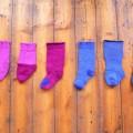 Impostor Socks by Celia Pym