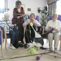 Age Concern Knitting with Celia Pym