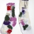 Darn Socks by Celia Pym